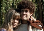 Micky Dolenz with his first wife Samantha Juste