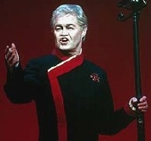Micky Dolenz as Zoser in 'Aida'