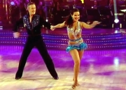 Richard Dunwoody & Lilia Kopylova on 'Strictly Come Dancing'