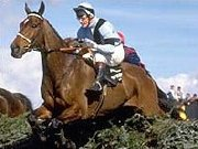 Richard Dunwoody riding West Tip in the 1989 Grand National at Aintree