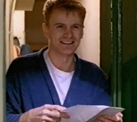 Charles Edwards as Nigel Bennet in 'Loved Up' (1995)