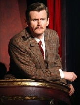 Charles Edwards as Richard Hannay in 'The 39 Steps'