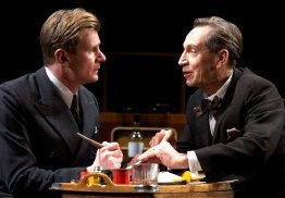 Charles Edwards & Jonathan Hyde in 'The King's Speech' (2012)