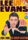 Lee Evans 'Live Comedy Collection' dvd