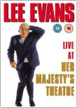 Lee Evans 'Live at her Majesty's Theatre' (1994) dvd