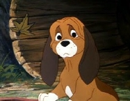 Corey Feldman was the voice of Copper in Walt Disney's 'The Fox and the Hound' (1981)