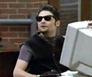 Corey Feldman as Vic in the TV series 'Dweebs' (1995)
