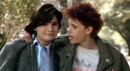 Corey Feldman & Corey Haim in 'Dream a Little Dream' (1989)