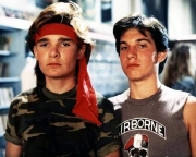 Corey Feldman & Jamieson Newlander in 'The Lost Boys' (1987)