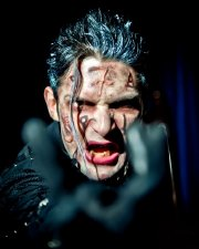 Corey Feldman as Kalfu in 'The Zombie King' (2013)