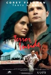 Film poster for 'Terror Inside' (2008)