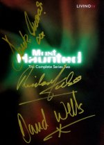 'Most Haunted' DVD sleeve signed by Richard Felix, Derek Acorah and David Wells