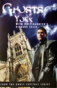 Signed DVD cover of 'Ghosts of York' by Richard fFlix