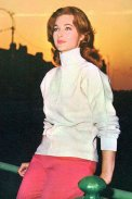 Shirley Anne Field publicity photograph
