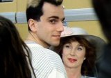 Shirley Anne Field & Daniel Day-Lewis in 'My Beautiful Laundrette'