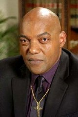 Ken Foree as the Televangelist in the remake of 'Dawn of the Dead' (2004)