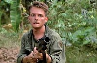 Michael J. Fox as Ericsson in ''Casualties of War' (1989)