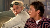 Michael J. Fox & Christopher Lloyd in 'Back to the Future' (1985)