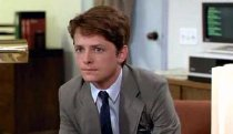Michael J. Fox in 'The Secret of my Succe$s' (1987)