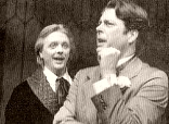 Philip Franks & Roger Allam in 'The Importance of Being Earnest' at the Old Vic