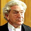 Paul Freeman as Laurence Scammel QC in 'Street Law'
