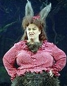 Dawn French as Bottom in 'A Midsummer Night's Dream'