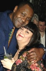 Dawn French & Lenny Henry