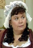 Dawn French as Lisette in 'Let Them Eat Cake'