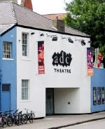 The ADC (Amateur Dramatics Club) Theatre in Cambridge, used by the Footlights Club