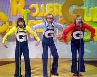 The Goodies performing the 'Funky Gibbon'