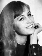 Susan George in 1966