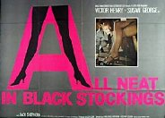 Poster for 'All Neat in Black Stockings'