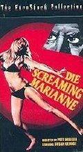 Film Poster for 'Die Screaming, Marianne'