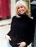 Susan George as Margaret Walker in 'Eastenders'