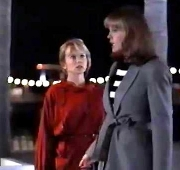 Linda Purl & Linda Gray in 'Accidsental Meeting' (1994)