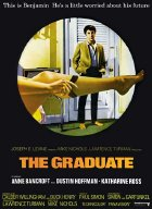 Linda Gray's leg featured on the iconic film poster for 'The Graduate'