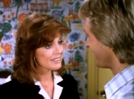 Linda Gray & Ted Shackleford in 'Dallas'