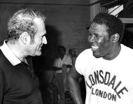 Gil Clancy & Emile Griffith