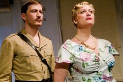 Susannah Harker & Anthony Howell in 'Jingo'