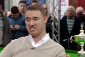 Stephen Hendry interview after announcing his retirement from competition snooker in May 2012