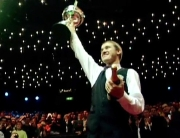 Stephen Hendry - nicknamed the 'King of the Crucible'