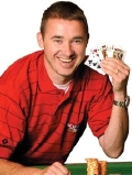 Stephen Hendry poker player