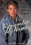 Stephen Hendry's authorised biography 'Remember My Name' by John Docherty, published in 1990