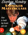 Stephen Hendry's book 'Snooker Masterclass' published in 1994