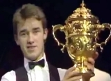 Stephen Hendry won the 'UK Masters' in 1989, defeating John Parrott in the final at the Wembley Conference Centre
