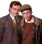 Charlie Higson & Paul Whitehouse as 'Ted & Ralph'