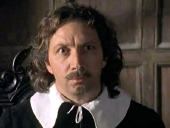 Richard Hope as Heatherstone in the TV movie 'Children of the New Forest' (1998)