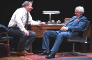 Richard Hope & Patrick Drury in 'Democracy' at he Crucible Theatre in Sheffield in 2012