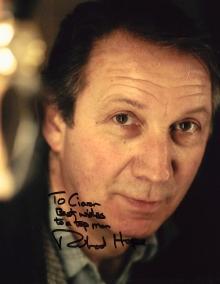 Richard Hope autograph - hopephotoautograph220