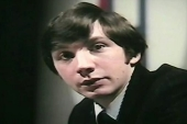 Richard Hope as the Security Official in the BBC Play for Today 'By Common Consent' (1975)